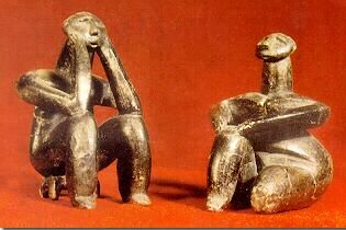 Neolithic figurines